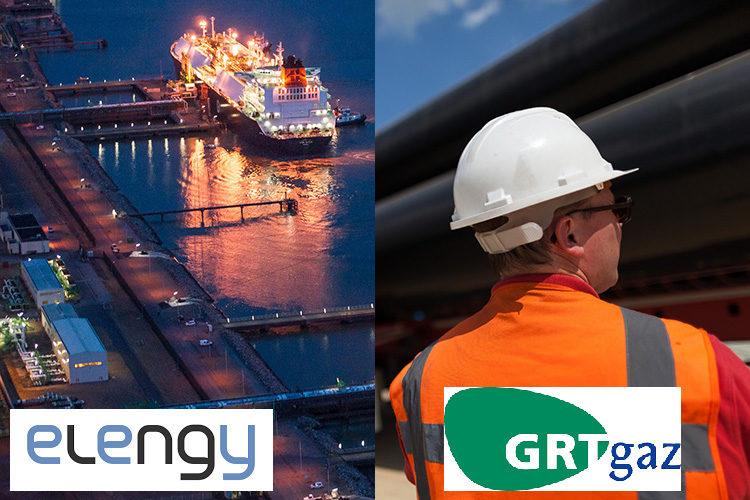 Rapprochement en vue entre GRTgaz et Elengy, filiales d'Engie