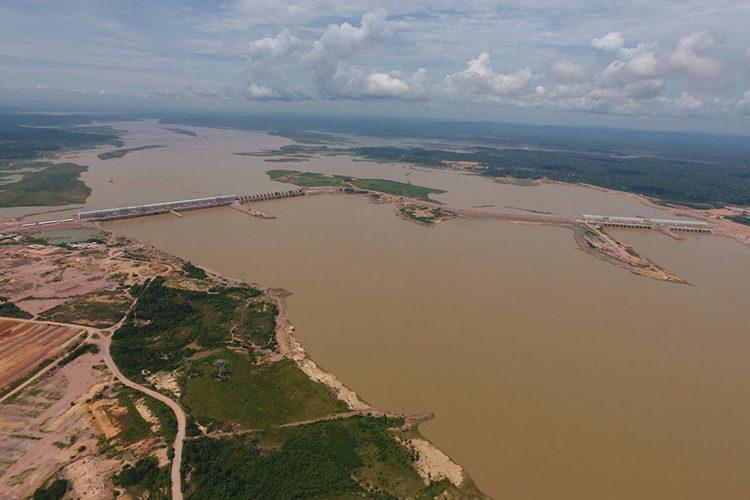 Engie inaugure son plus gros barrage dans le monde