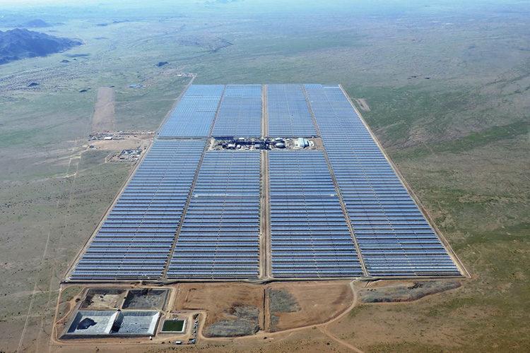 Engie mobilise 588 millions $ pour son projet d'énergie solaire en Afrique du Sud