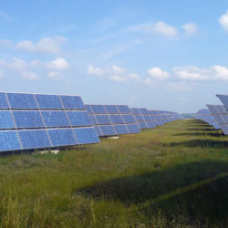 25.000 panneaux solaires installés au sud de Poitiers