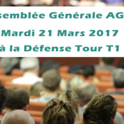 Assemblée générale 2017 AG2S