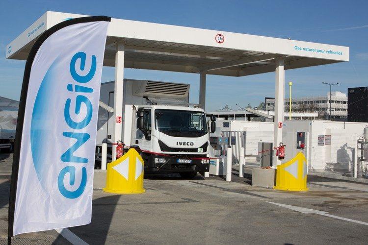 Engie accélère le maillage de ses stations GNV en France