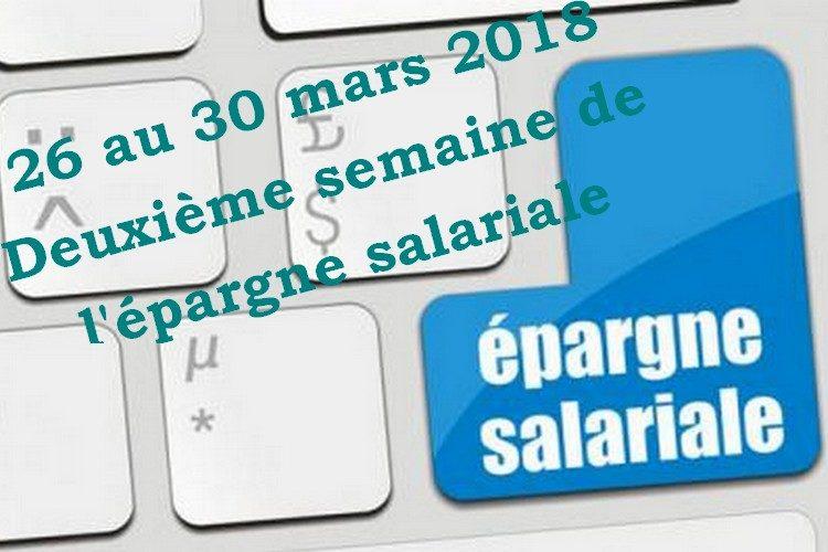Semaine Epargne salariale