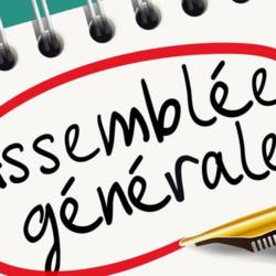 AG2S - Assemblée Générale en visio le mercredi 10 février 2021 à 17h
