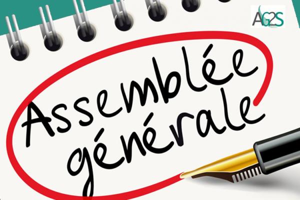 AG2S – Assemblée Générale en visio le mercredi 10 février 2021 à 17h