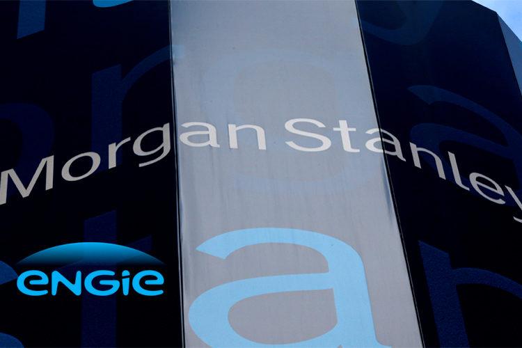 Morgan Stanley dégrade Engie qui recule en Bourse