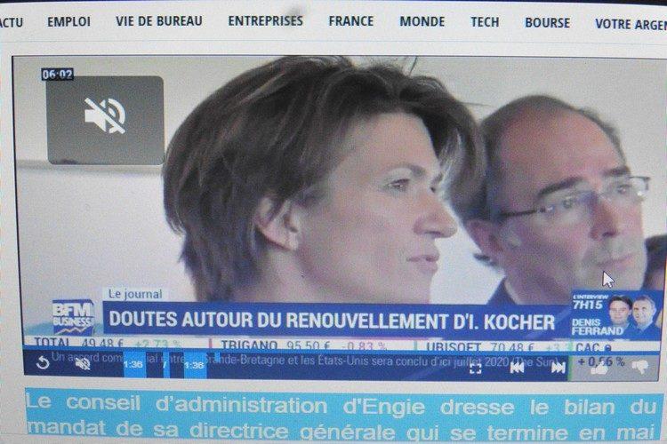 Le C.A. d'Engie dresse le bilan du mandat de sa directrice générale