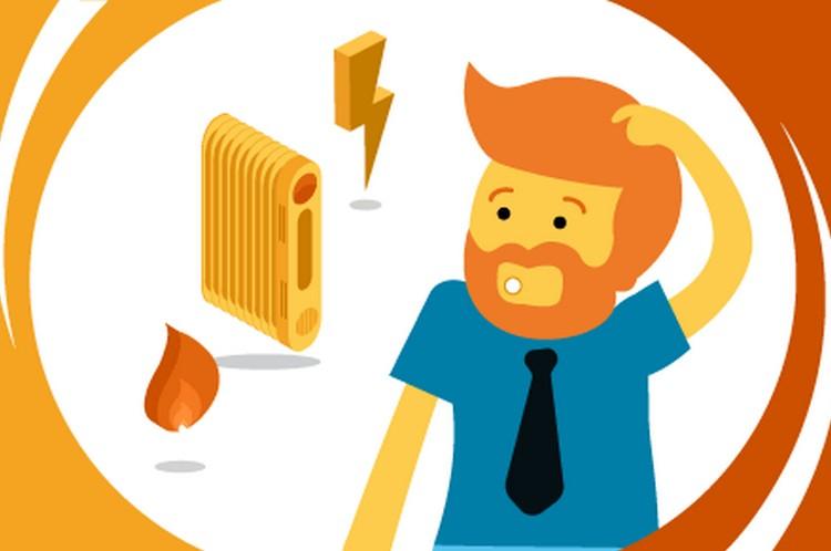 Bataille du radiateur : électricité ou gaz ?