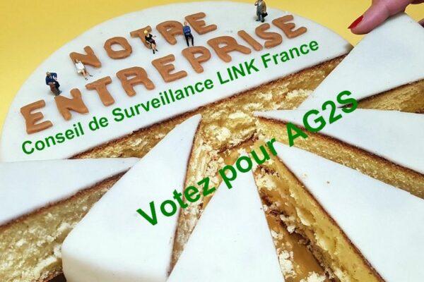 1.Qui défend votre épargne et vos intérêts dans le FCPE LINK France de votre Plan Epargne Groupe ?