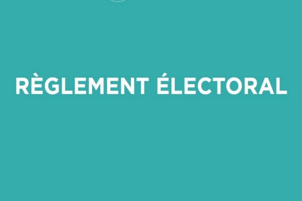 Règlement électoral pour élections Conseil de Surveillance de LINK France