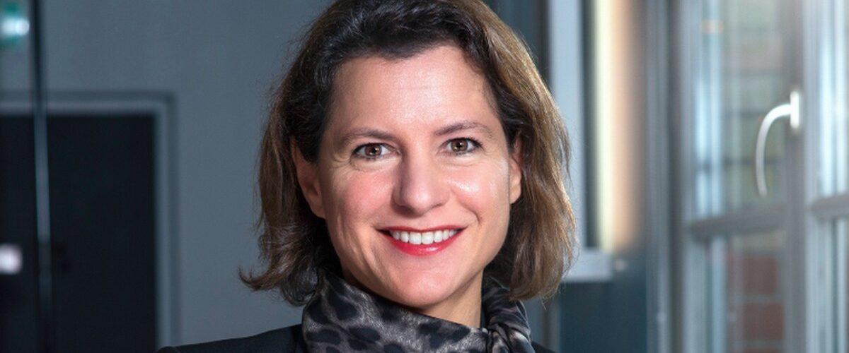 Catherine MacGregor Directrice Générale d'ENGIE au 1 janvier 2020.