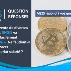 Avec la vente de diverses activités, ENGIE va devenir facilement « opéable ». Ne faudrait-il pas renforcer l'actionnariat salarié ?