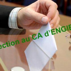 Election au CA d'ENGIE par le CS du fonds LINK France