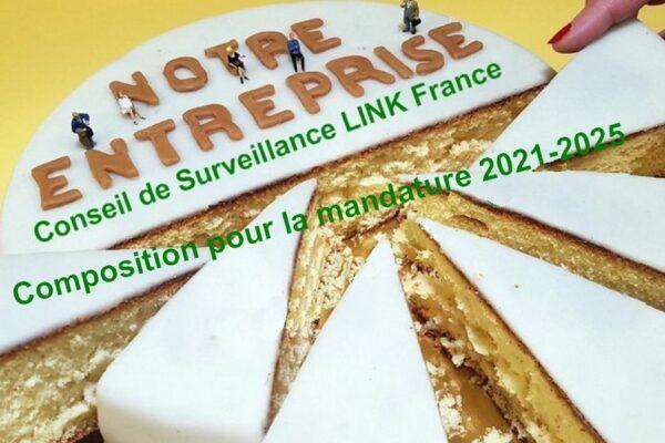 Conseil de Surveillance LINK France